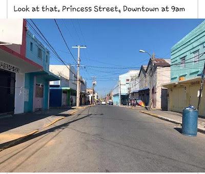 JAMAICA ON LOCKDOWN