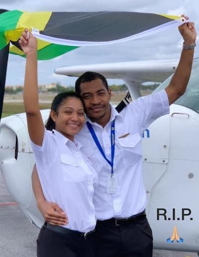 Jamaican student pilot dies in plane crash in Miramar
