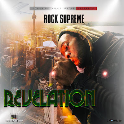 Rock Supreme ready to unveil the 'Revelation'