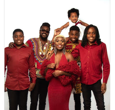 Beenie Man is the 'glue' of his family