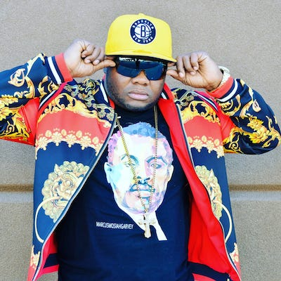 Galaxy Amunra P hits out at system with 'Soul Fe the Money'
