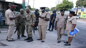 JDF SOLDIER CHARGED FOR SHOOTING NUDE COP IN PORTMORE
