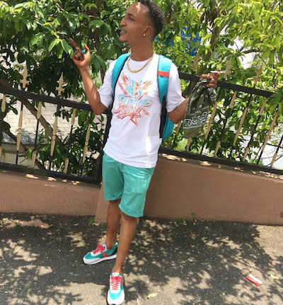 Teejay mourns friend gunned down in Marl Road