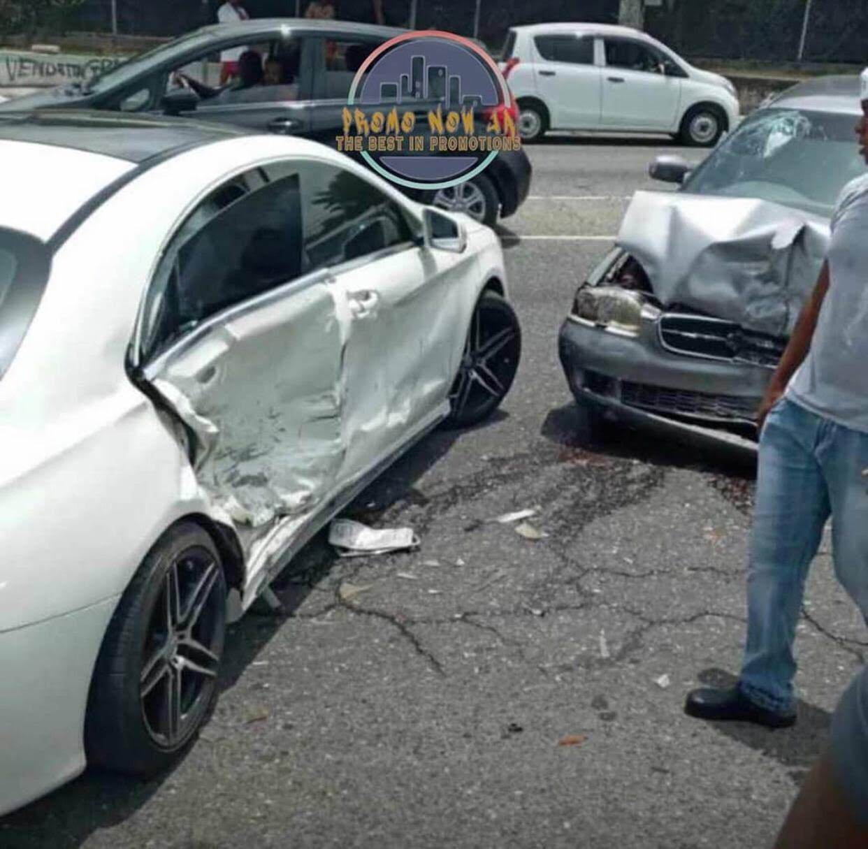 Intense breaks silence after writing off Benz