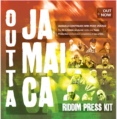 Tasjay Productions drops Outta Jamaica riddim with Anthony B, Luciano…