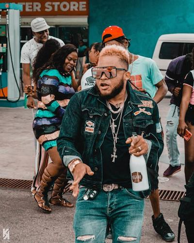 Gaps 7 G shakes up the dancehall with 'Di Benz'