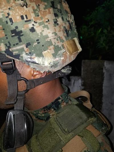 MILITARY STRIKES IN MAY PEN – KILLS SIX GUNMEN