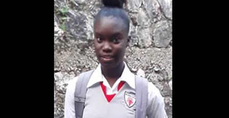 Help find Kelleshia Morgan, missing teenager