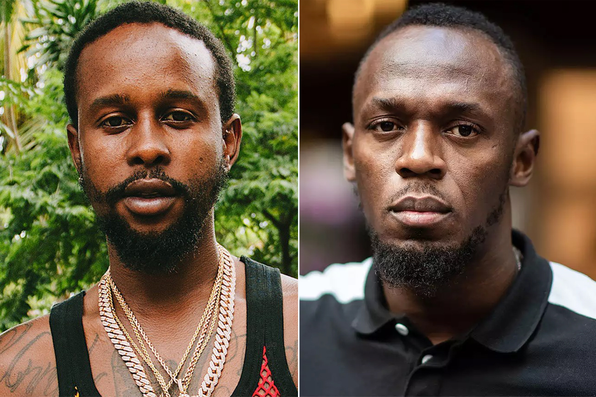 Popcaan disses Bolt about his creative choices