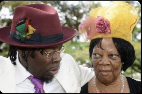 Shabba Ranks mourns the death of 'Mama Christie'