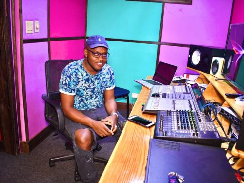 Chubb Star shakes the industry with Choice riddim project feat. Intence, Quada