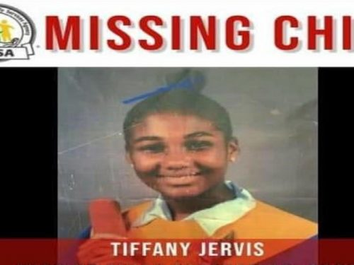 HELP FIND TIFFANY JERVIS