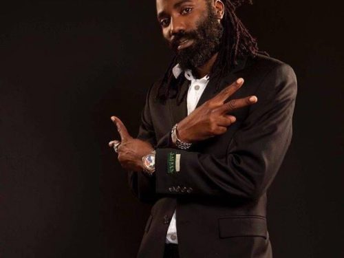 Ginjah cements claim as 'The Reggae Soul Man'