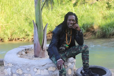 Terro Melody excited about release of Reggae Rebirth album