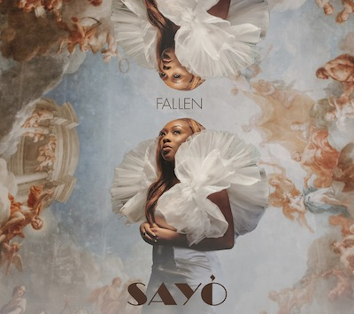 Sayò wows with 'Fallen'