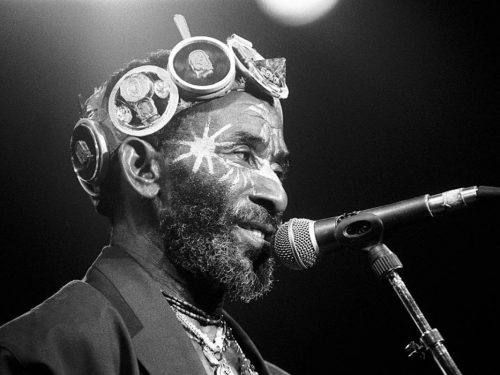Lee 'Scratch' Perry's viewing is today, burial in Westmoreland