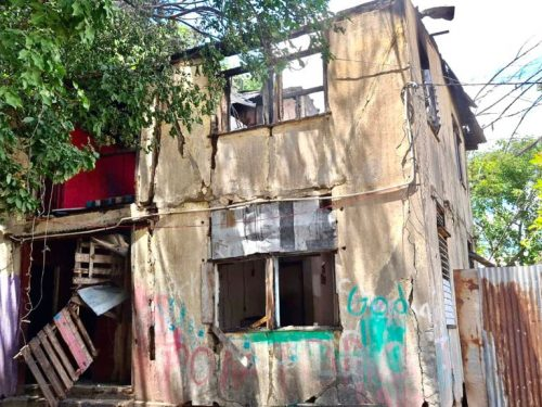 Bob Marley, Bunny Wailer's childhood home torched in Trench Town